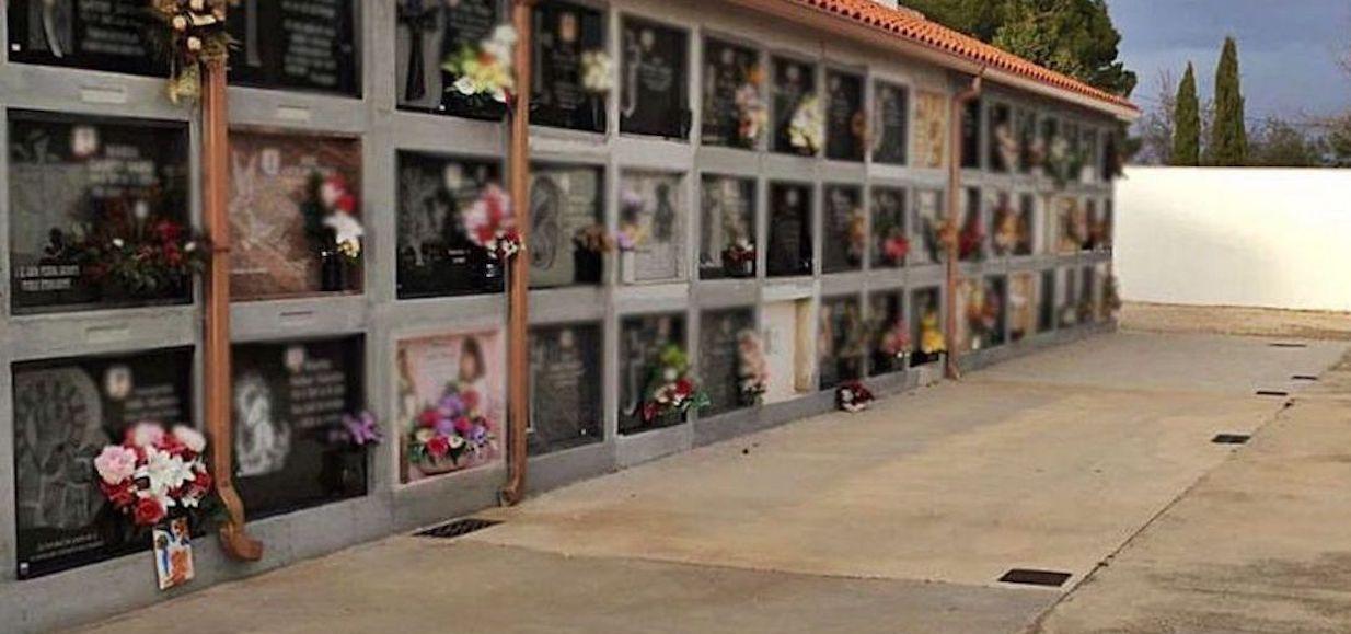 Esquelas.es | [BREVES] Xeraco instala cámaras en el camposanto // Construirán 40 nichos en el cementerio de Totana