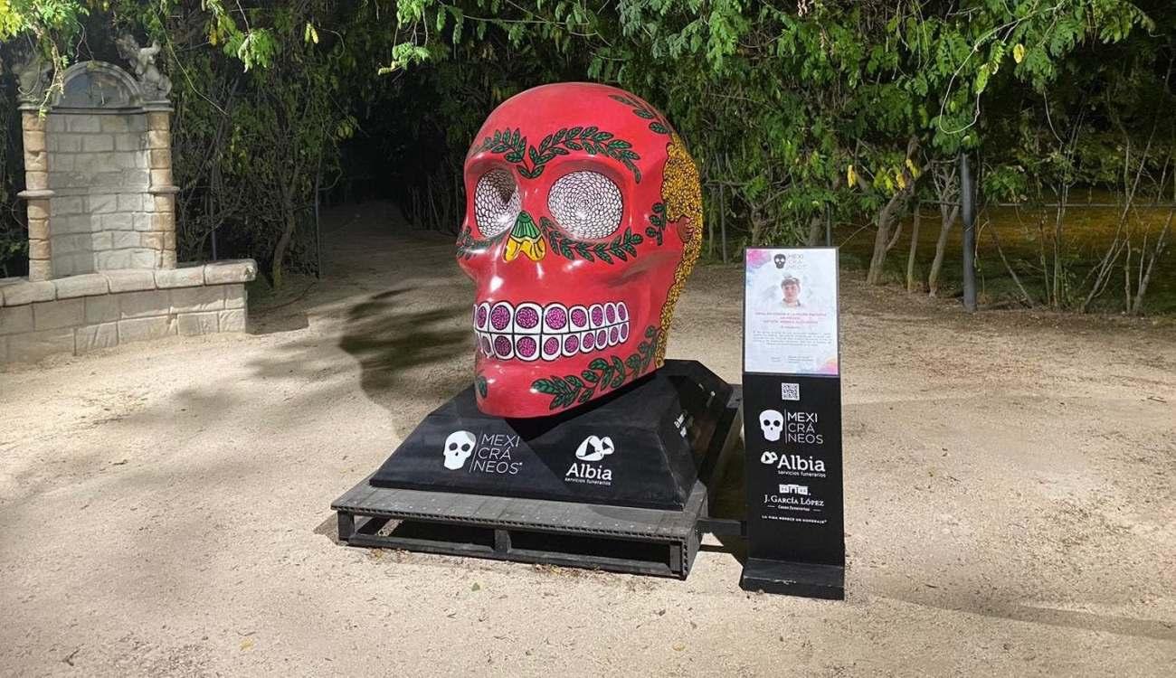 Esquelas.es   Muestra internacional de arte urbano Mexicráneos, una exposición legendaria ahora en Torrejón de Ardoz